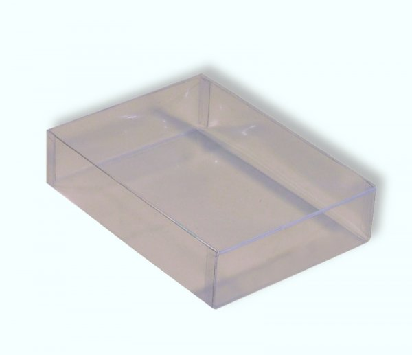Klarsicht-Deckel-Set, ca.167x124x39 mm, A6
