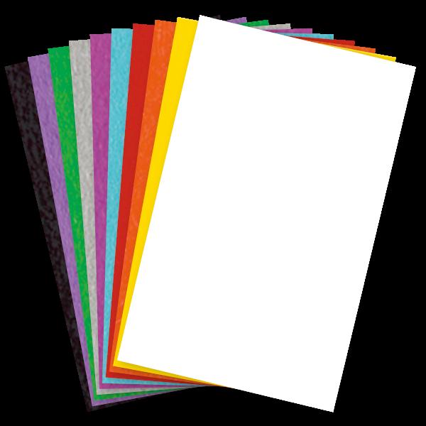 Tonkarton 50x70 cm, 25 Bogen 220g/qm