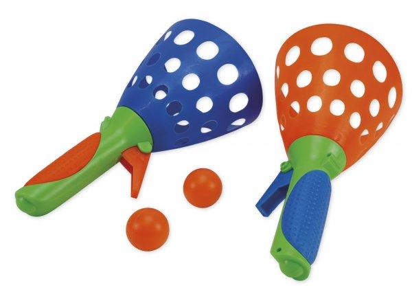 """Koordinations-Spiel """"Fang den Ball"""", 4-tlg."""