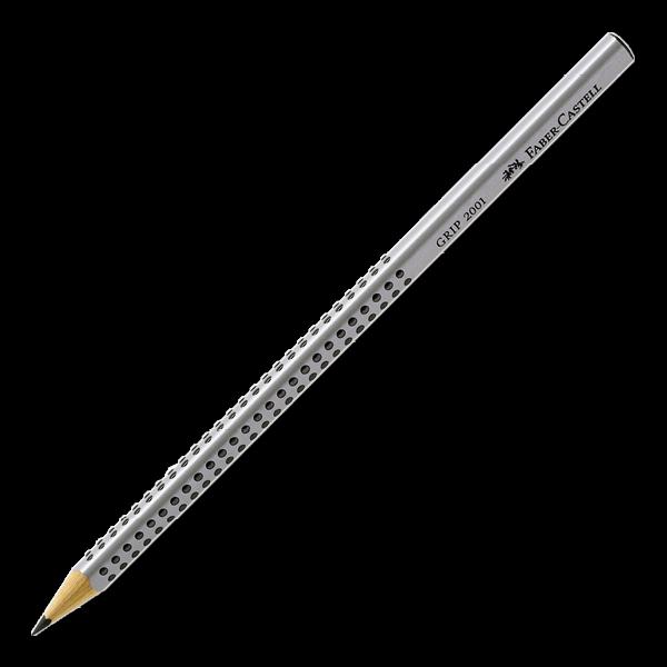 Faber-Castell Bleistift Grip 2001, 12-tlg.
