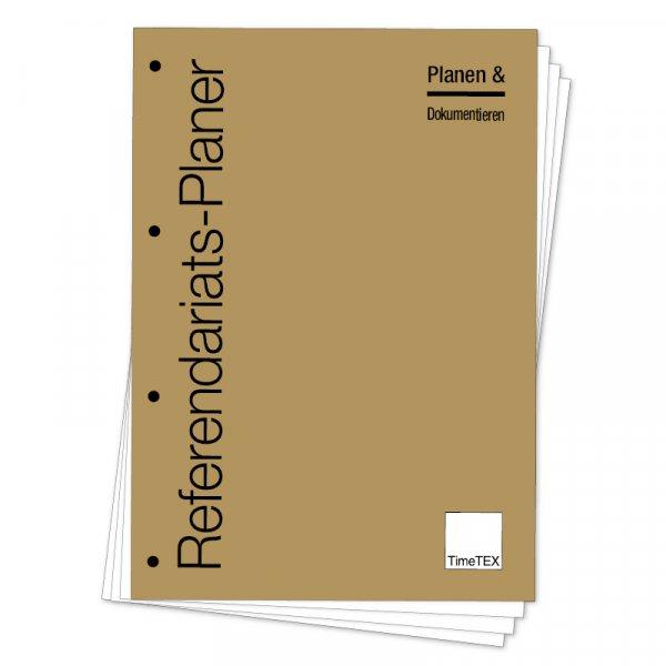 """TimeTEX Referendariats-Planer """"lose Blatteinlage"""", A4"""