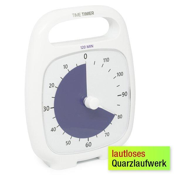 Zeitdauer-Uhr PLUS 120 Minuten