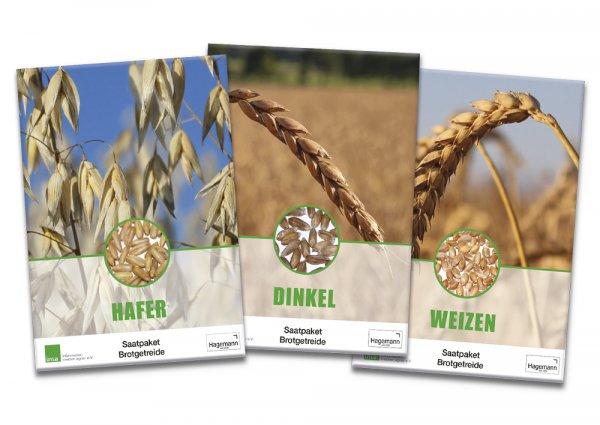 Getreide-Zuchtset, 12-tlg.