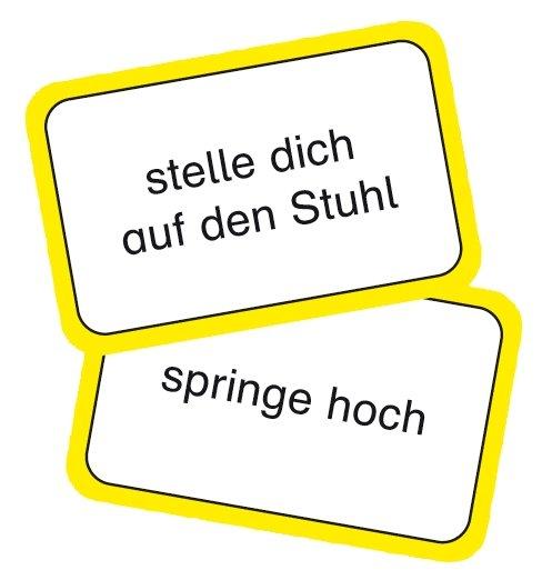 """Kartenspiel """"Tu's doch!"""""""