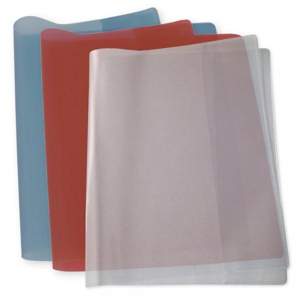 Prima-Colori Heftumschlag, FormaTEX, transparent