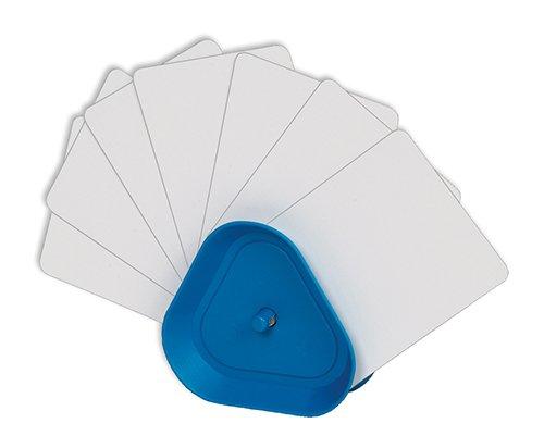 Set Karten-Halter aus Kunststoff, 4-tlg.