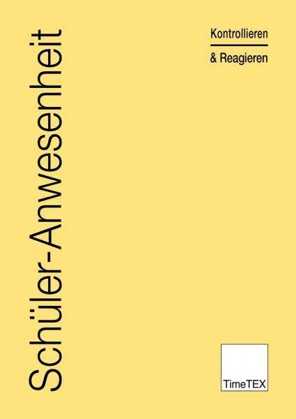 TimeTEX Heft Schüler-Anwesenheit A4