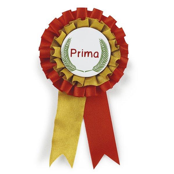 """TimeTEX Lob-Rosette """"Prima"""", mit Clip, ca. 80 mm ø"""