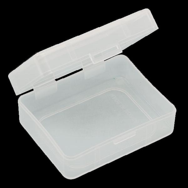 """Klappdeckel-Box """"mini"""", 60 x 78 x 30 mm"""