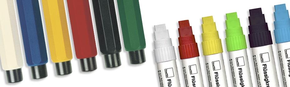 Kreidehalter | Flüssigkreide günstig online kaufen bei TimeTEX