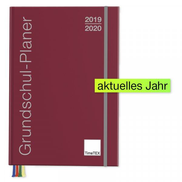 TimeTEX Grundschul-Planer A4-Plus, 2019/2020