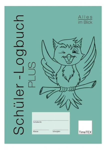 Schüler-Logbuch PLUS A4