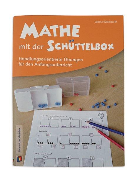 """Fachbuch """"Mathe mit der Schüttelbox"""""""