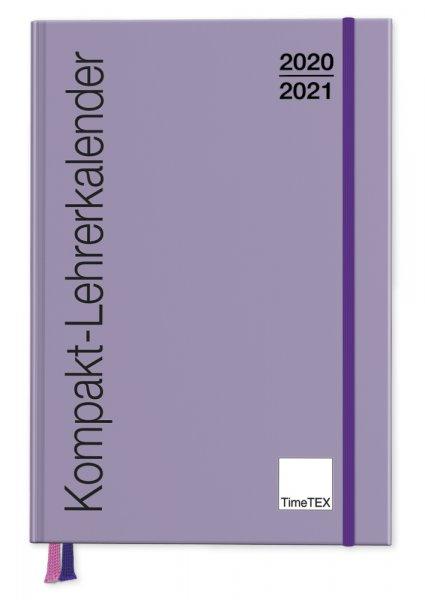 TimeTEX Kompakt-Lehrerkalender A4-Plus 2020/2021