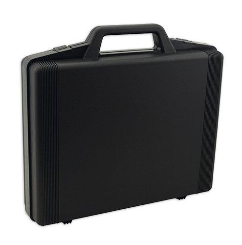 Kunststoff-Koffer leer, ca. 44x40x10 cm