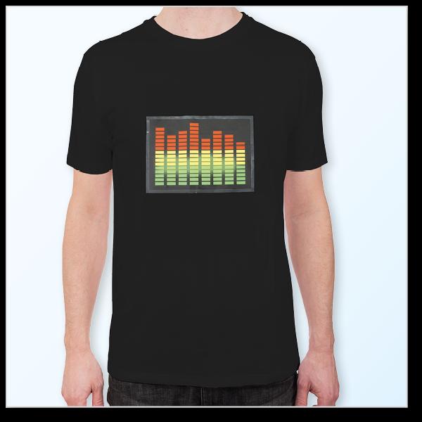 """Lärm-Ampel T-Shirt """"Magicus"""""""