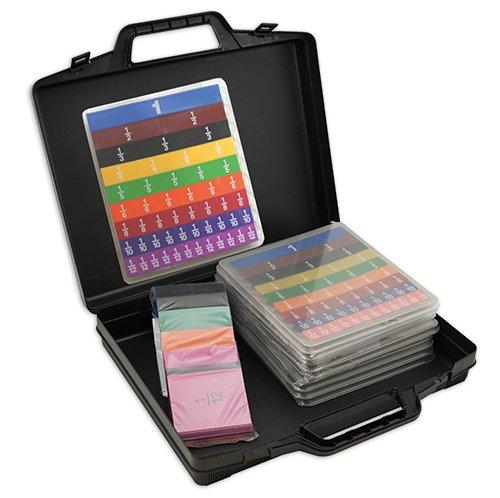 Klassensatz Bruchrechen-Streifen, 510-tlg. im Koffer