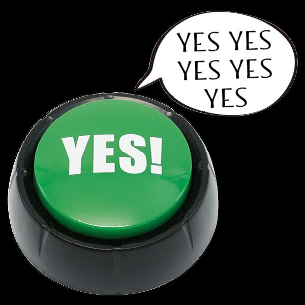 """Antwort-Signal (Buzzer) """"Yes"""""""