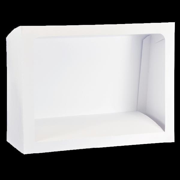 Kleine Bühnen-Box zum Selbstgestalten, 12 Stück