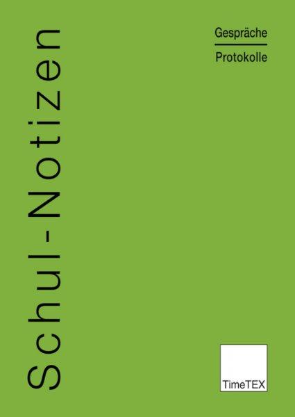 TimeTEX Heft Schul-Notizen A4