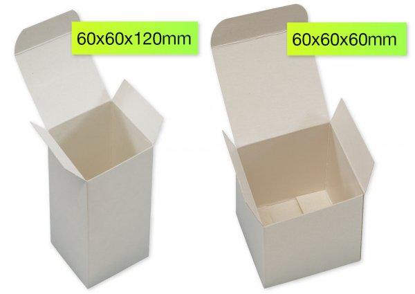 Würfel-Box 20 Stk., 60x60x120 mm