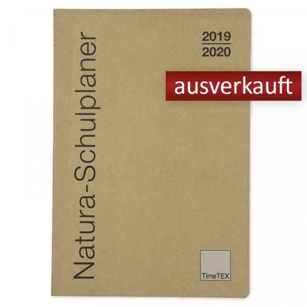 TimeTEX Natura-Schulplaner A5-Plus 2019/2020