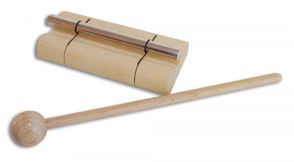 Klanginstrument Klangstab, klein, Ton H