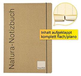 Natura-Notizbuch A5, 198 Seiten