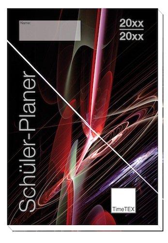 TimeTEX Schüler-Planer SEK A5, Version B 2019/2020