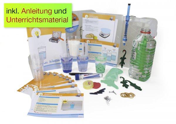 Hagemann Forscherkoffer Wasser, 48-tlg.