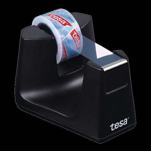tesa® Tischabroller Smart ecoLogo® + 1 Rolle Tesa-Film® gratis