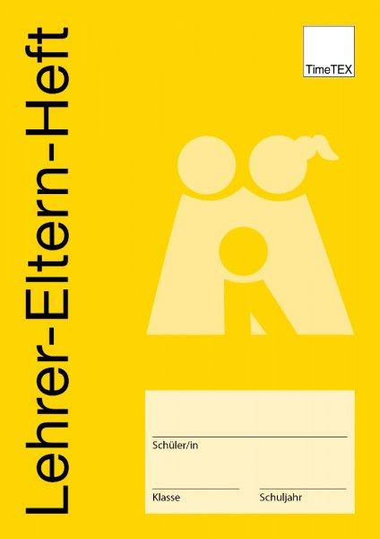 TimeTEX Lehrer-Eltern-Heft A5
