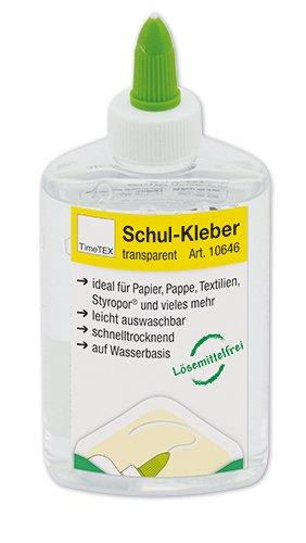Schul-Kleber transparent, Inhalt 175 g