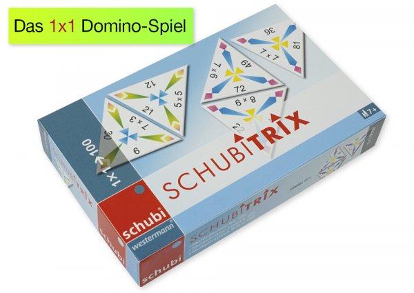 SCHUBITRIX Multiplikation bis 100