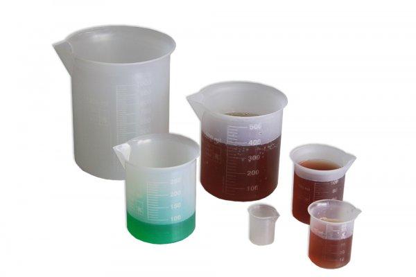 Messbecher-Set 10-1.000 ml, 6-tlg.