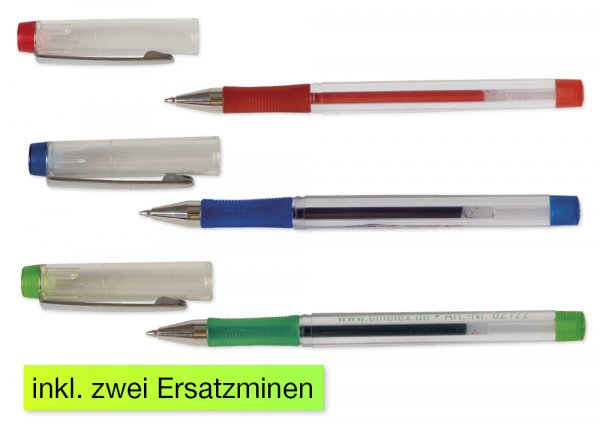 "TimeTEX Set Korrigier-Stifte ""Profi"" mit 3 Farben"