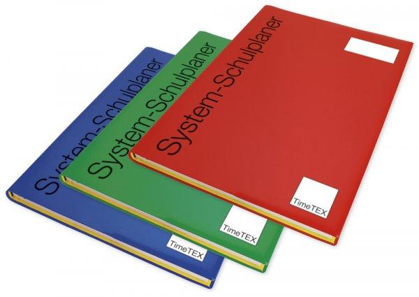 TimeTEX Kalenderhülle aus Kunststoff, A5-Plus