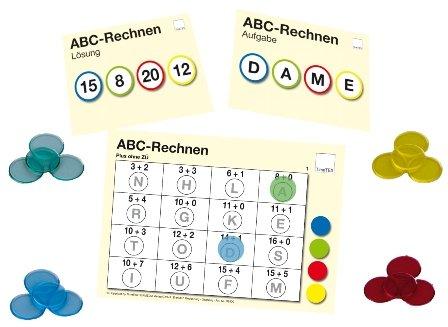 Lernspiel ABC-Rechnen