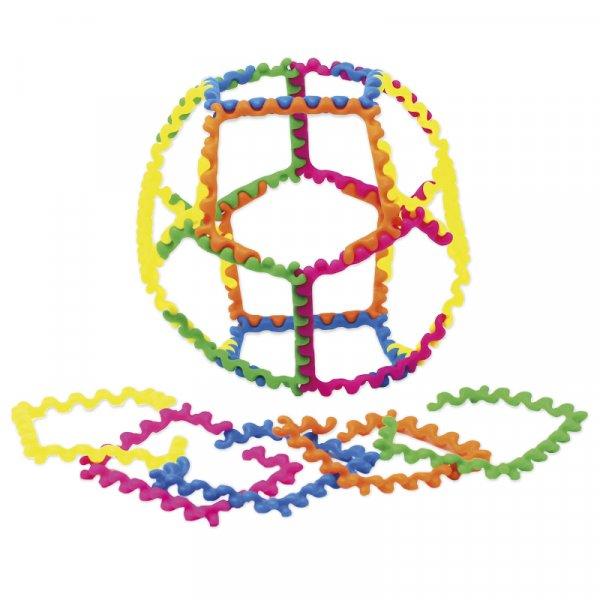 3D-Klick-Bau-Rahmen, 20-tlg.