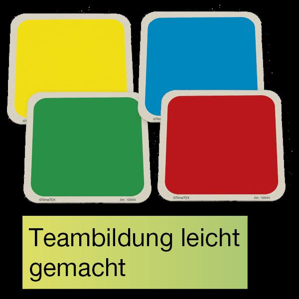 TimeTEX Team-Bildungs-Quadrate, 60-tlg., in Tasche