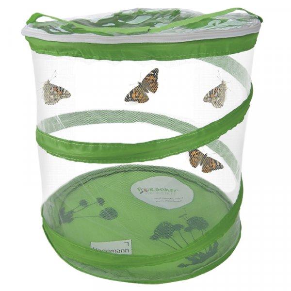 Schmetterlings-Netz, 30 cm hoch, 30 cm ø