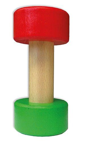 Gruppen-Ampel aus Holz, 10cm hoch, 5cm ø