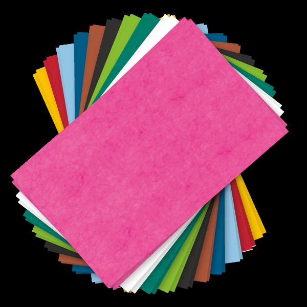 Transparentpapier 35x50 cm, 25 Bogen 42g/qm