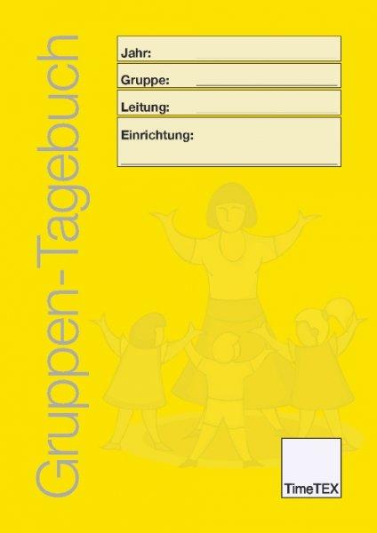 TimeTEX Gruppen-Tagebuch A4
