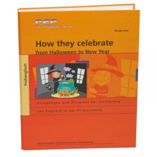Unterrichtsmaterial Frühenglisch, Halloween bis Neujahr