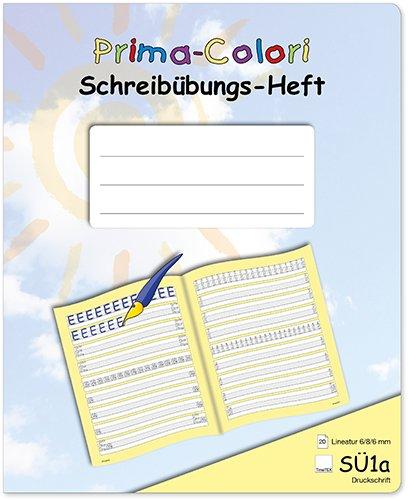 Prima-Colori Schreibübungs-Heft SÜ1a
