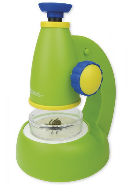 Kinder-Mikroskop, 2-tlg.
