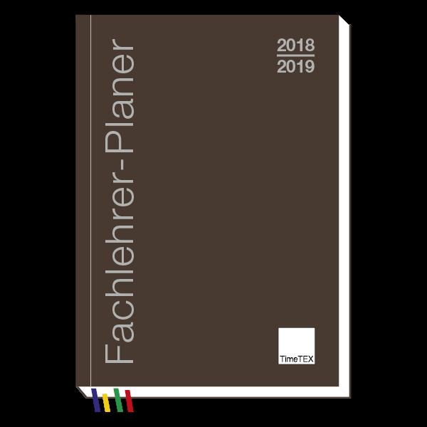TimeTEX Fachlehrer-Planer A4-Plus 2018/2019