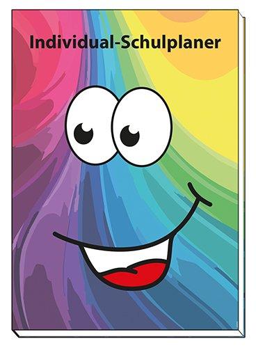 Individual-Schulplaner A4, 140 Seiten, Ringbindung