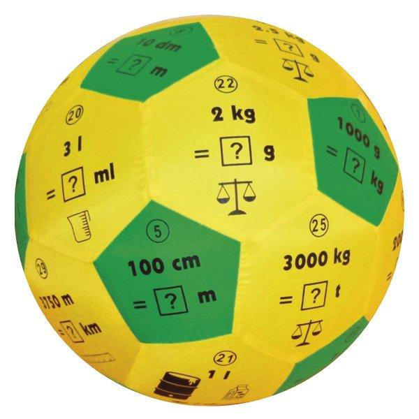 "Lernspiel-Ball ""Pello"" - Maßeinheiten"